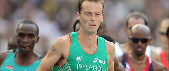 Alistair Cragg new Irsih 5000m Record