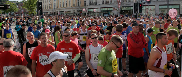 Cork City Marathon 2012