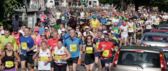 Cork City Marathon 2012 break records