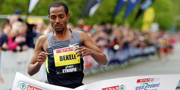 Kenenisa Bekele - Great Ireland