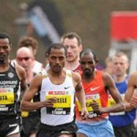 Bekele strolls through Phoenix Park