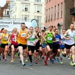 John Travers wins St. Patrick's 5K Festival Race
