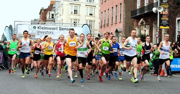 St Patricks Day Run