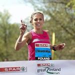 Korir and Lewandowska take Great Ireland
