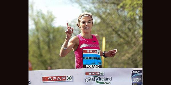 Iwona Lewandowska - Great Ireland Run