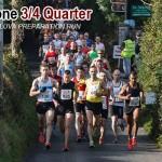 Athlone 3Quarter Marathon prepares