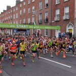 Too, Macharia victorious in Dublin Marathon