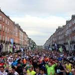 Dublin Marathon journey by Gillian