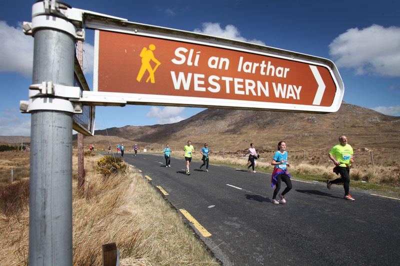 Connemara Marathon Western Way