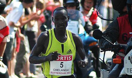 Joshua Chelanga