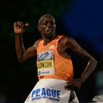 Geoffrey Ronoh upstages Geoffrey Mutai