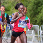 Peris Jepchirchir cements place in history