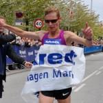 Colleen De Reuck wins Copenhagen Marathon in 2:30:51