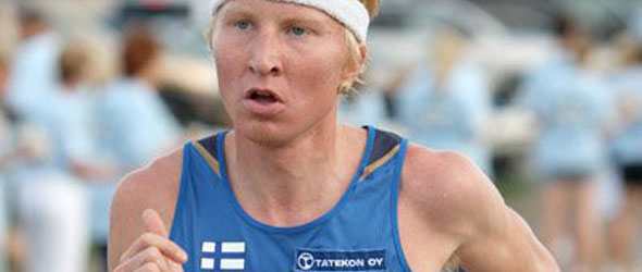 Bostrom for Nykredit Copenhagen Marathon