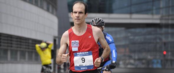 Dimosthenis Evaggelidis - Copenhagen Marathon 2011