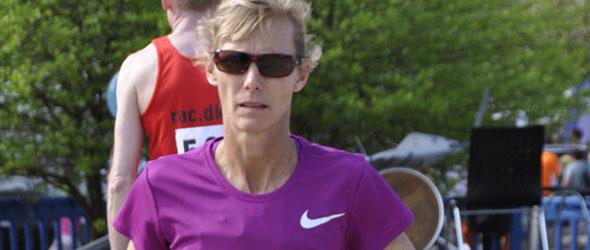 Colleen De Reuck Copenhagen Marathon 2010