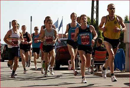 Copenhagen Marathon 2007