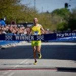 Ahouchar, Koech win Copenhagen Marathon 2015 titles