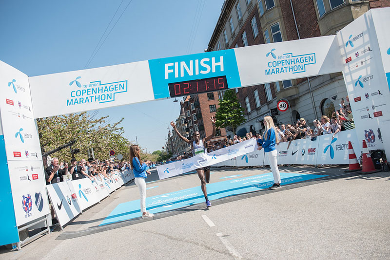 Morwabe sets Copenhagen 2018 course record