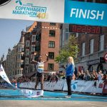 Course records at Copenhagen Marathon 2019
