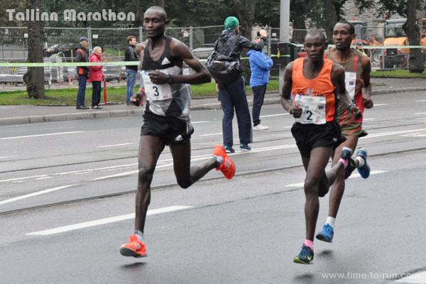 Kiprotich Kirui - Tallinn Marathon 2017