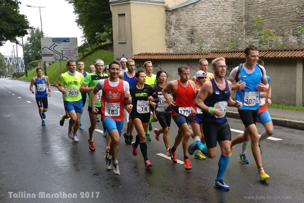 women - tallinn marathon 2017