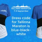 Tallinn Marathon colours the Estonian capital in flag tones