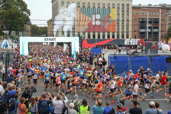 tallinn half marathon 2018