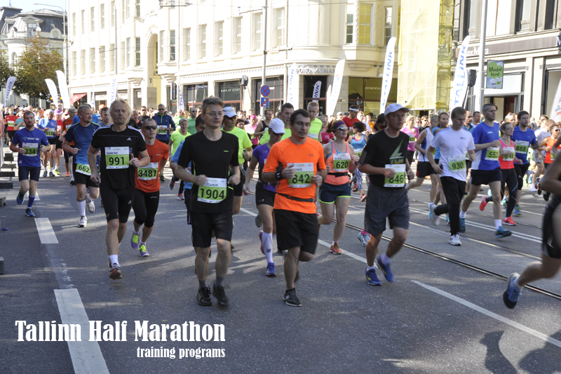 Tallinn Half Marathon Training Programs