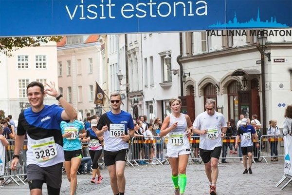 One Week till Tallinn Marathon Events 2019