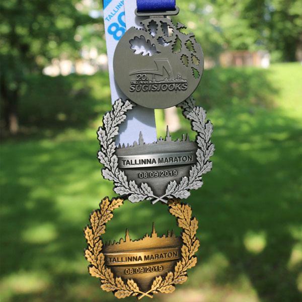 Tallinn Marathon Jubilee Celebrations 2019