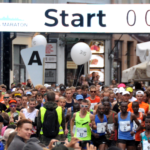 Tallinna Marathon set Race records