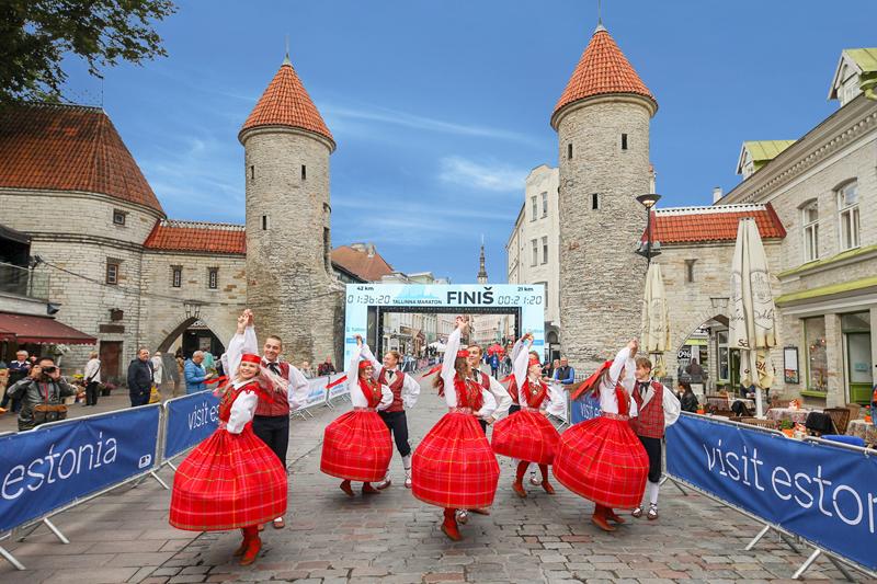 Tallinn Marathon Events receive Bronze Label