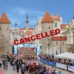 Tallinn Marathon 2020 Cancelled