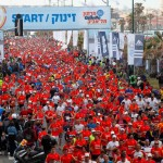 2012 Tel Aviv Marathon a success