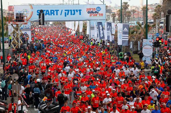 2012 Tel Aviv Marathon a success