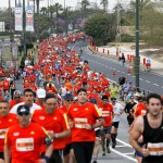Tel Aviv Marathon 2012 outer city