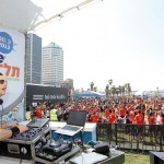 Tel Aviv Marathon 2012 entertainment