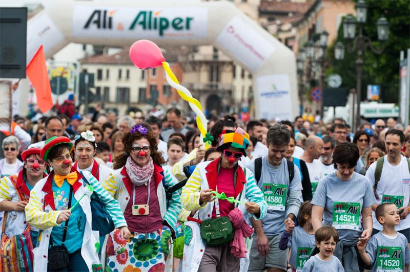 Saint Antonio Marathon, Italy