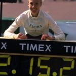 Radcliffe to run Berlin Marathon