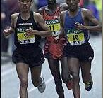 London Marathon Men 2002