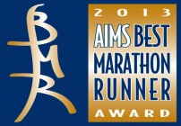 AIMS - Best marathon Runner