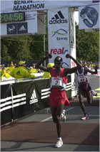 Paul Tergat Berlin 2003