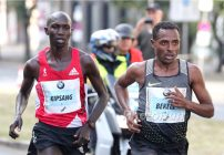 Bekele bests Kipsang in Berlin Marathon