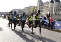 Kenenisa Bekele - Paris Marathon