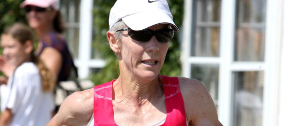 Joan Benoit Samuelson for Boston