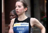 Annie Bersagel triumphs in Duesseldorf
