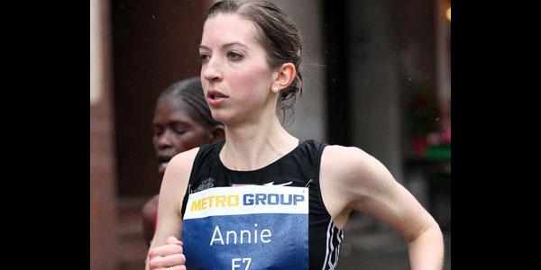 Annie Bersagel - Duesseldorf Marathon