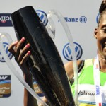 Cheromei shines in Prague Marathon