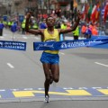 Lelisa Desisa - Boston Marathon 2015
